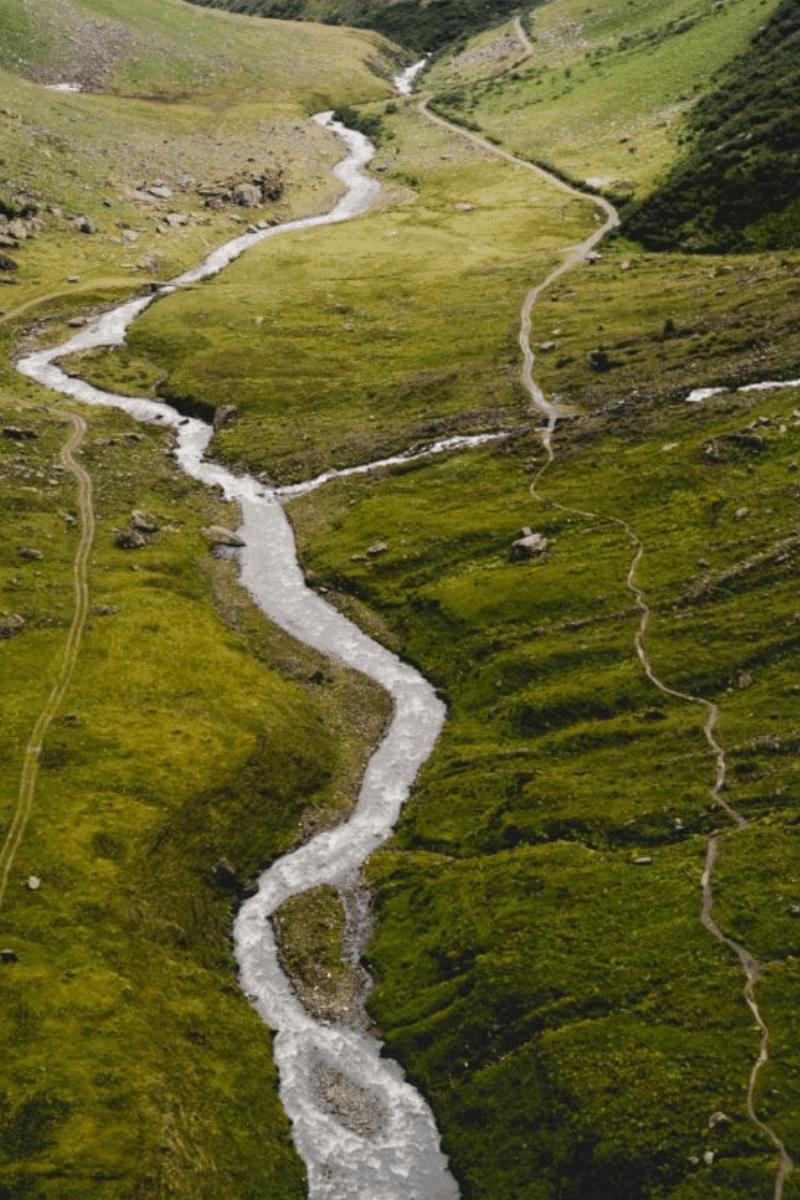 OSKA Hydrology Catchment