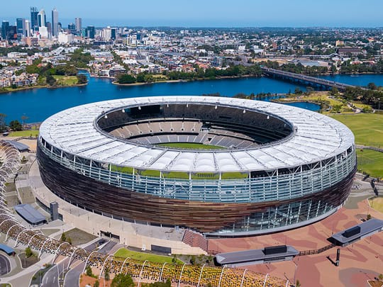 Optus Stadium Perth